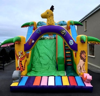 KR Bouncy Castles Kerry
